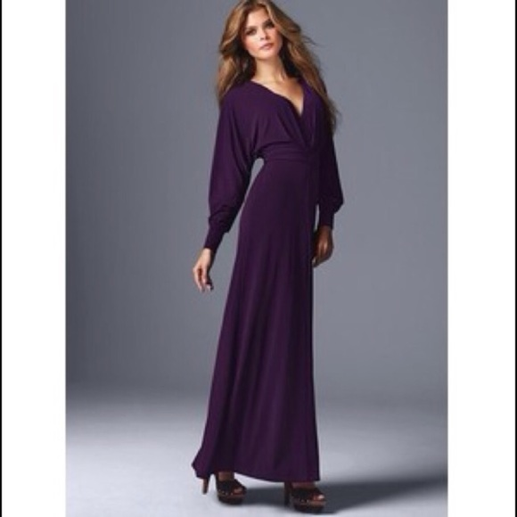 Victoria Secret Kimono Maxi Dress